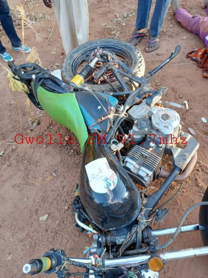 Woman Ridding Motorbike Dies in Fatal Accident 3