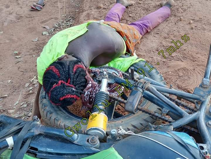 Woman Ridding Motorbike Dies in Fatal Accident 2